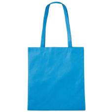 Basic Shopper - Licht Blauw