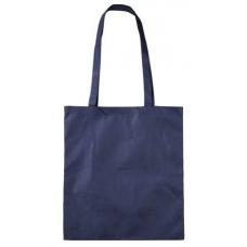 Basic Shopper - Marine Blauw