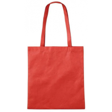 Basic Shopper - Rood