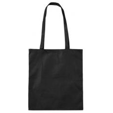 Basic Shopper - Zwart