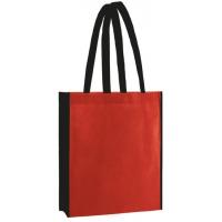 Shopper - Rood/Zwart