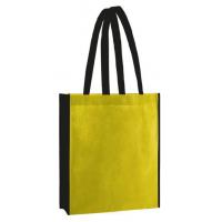 Shopper - Geel/Zwart
