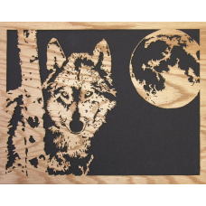 Wolf - Under the moon