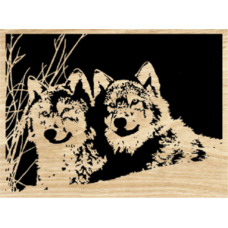 Doubl Trouble (Wolf Pair)