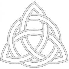 Celtic trivet 2
