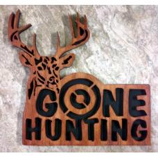 Gone hunting