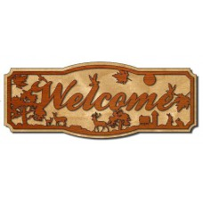 Welcome - natuur