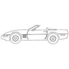 Auto - Corvette
