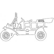 Auto - Ford 1911