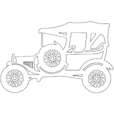 Auto - Ford model T