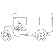 Auto - Mack Junior 1910