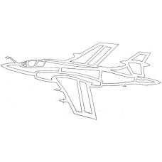 Vliegtuig - British Aerospace Buccaneer S.Mk2B