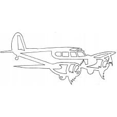 Vliegtuig - Cessna Bobcat