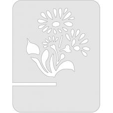 Tablet standaard - Bloemen 1