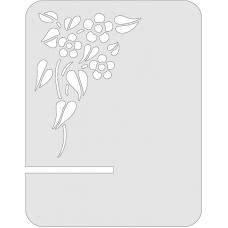 Tablet standaard - Bloemen 2