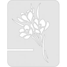 Tablet standaard - Bloemen 3