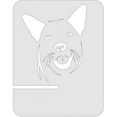 Tablet standaard - Hond