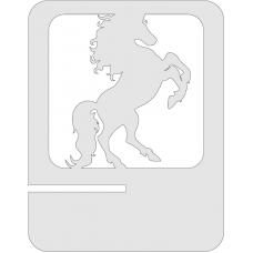 Tablet standaard - Paard