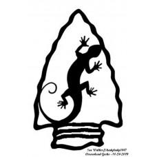 Arrowhead Gecko