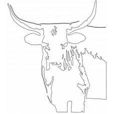 Long Horned Steer