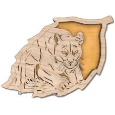 North American Cougar (FLK104)