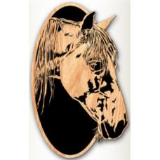 Horse ovaal (1)