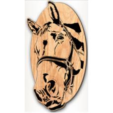 Horse ovaal (2)