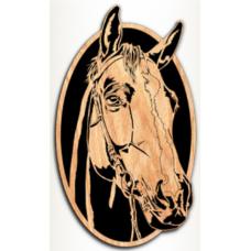 Horse ovaal (3)