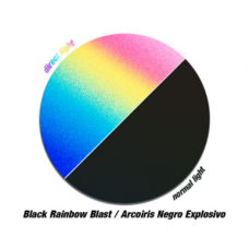 Reflect HTV - Black Rainbow Blast Reflect